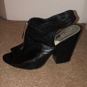 Black Vince Camuto Heels